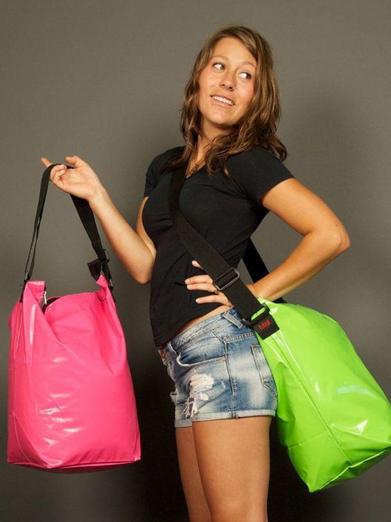 vinyl tote bag vinyl tote bag with zipper and wide adjustable ...