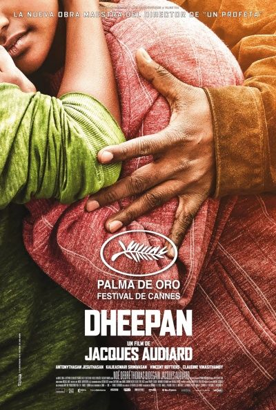 CINELODEON.COM: Dheepan. Jacques Audiard.