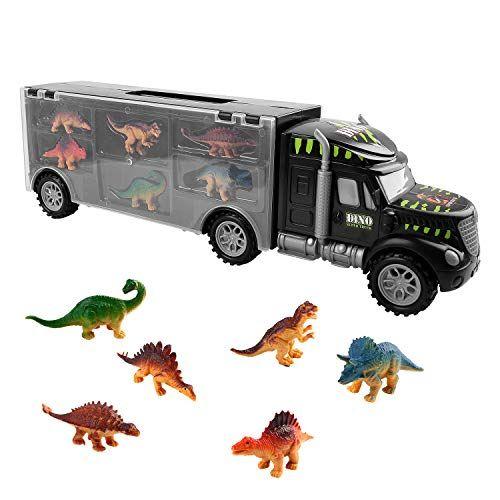 Jouet De Camion De Transporteur Dinosaures Transporteur Avec 6 Dinosaures En Plastiqu Juguetes Para Mascotas Coches De Juguete Para Ninos Dinosaurios Juguetes Busca la mejor selección de juguetes dinosaurios en joguiba, donde podrás escoger entre una gran selección de productos. dinosaurios juguetes
