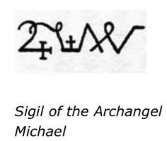 archangel michael symbol tattoo - Google Search
