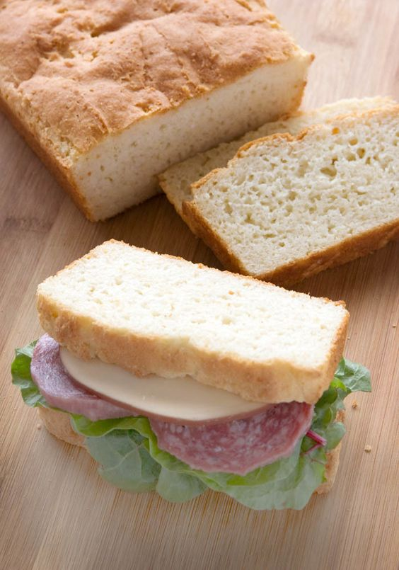 Super Simple Sandwich Bread   Never buy bread at the grocery store again. This homemade gluten-free bread recipe is perfect for lunches. The bread is so soft and easy to make.