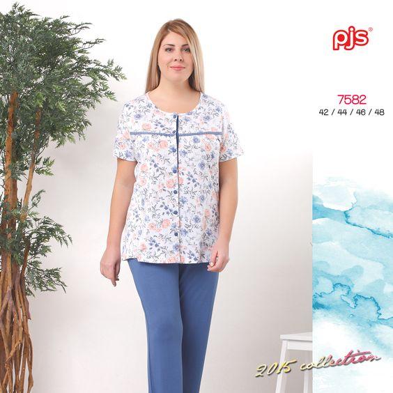 2015 İlkbahar & Yaz Koleksiyonumuz... #pjs #pijama #büyükbeden
