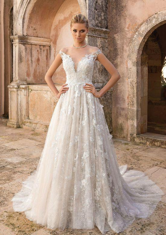Justin Alexander Wedding Dresses Timeless Silhouettes Justin Alexander Wedding Dress Wedding Dresses Fit And Flare Wedding Dress