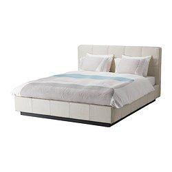 Folldal Bed Frame Robust White Queen Ikea Gabri 39 S