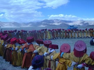 Roda Tibetana