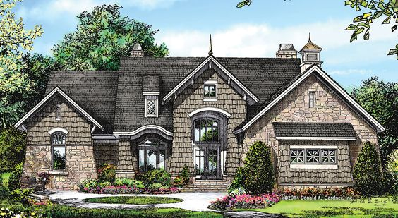 Mountain home plan 1368 now available home for Mountain cabin plans hillside