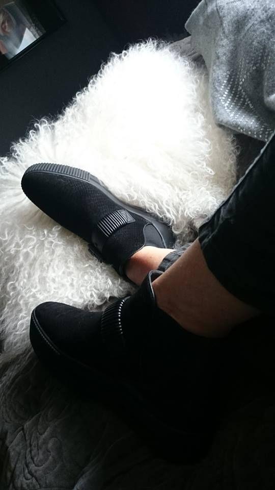 Schuhe von Ash...