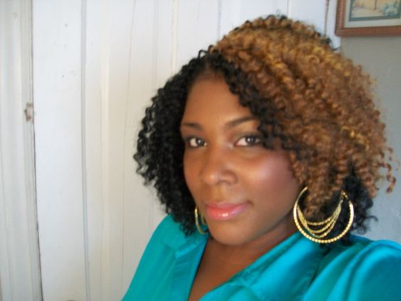 Natural Hair Styles Crochet Braids: Natural Looking Crochet Braids