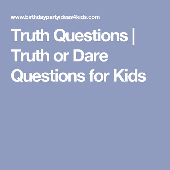 Truth Or Dare Questions Indonesia