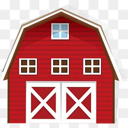 Red House Farm Vector Png Red House Png Transparent Clipart Image And Psd File For Free Download Farm Vector Red House Clip Art