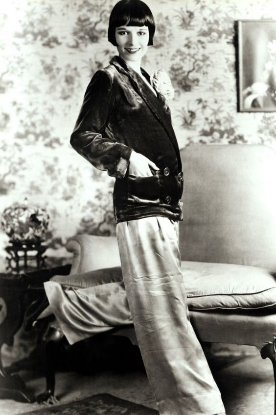 1920s Fashion And The Iconic Women Who Defined It 1920s Style Women 39 S Pants And Brooke D 39 Orsay
