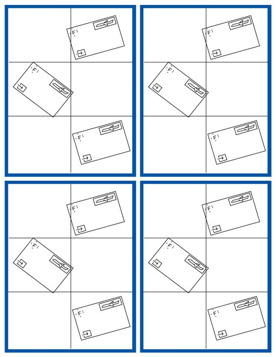 printable passport template for kids - english spanish and french on pinterest