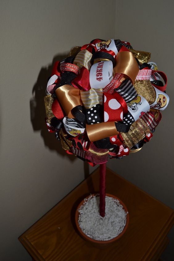 Black gold cowboys and baby showers on pinterest for 49ers room decor