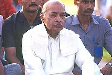 P V Narasimha Rao