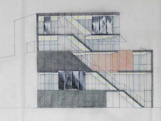 Jan Devylder les ballets (// Malevich? Duidelijk tonen van aparte componenten, bouwmaterialen => eerlijkheid van het materiaal)