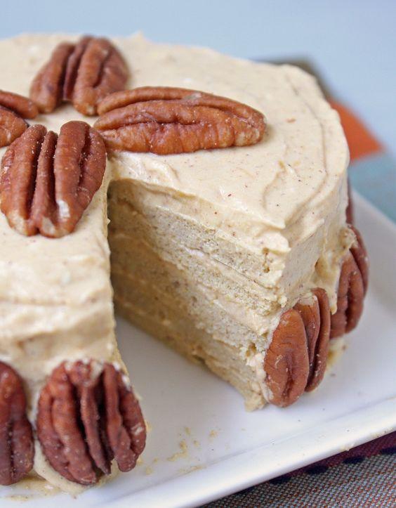 & Gluten Free Pumpkin Crepe Cake | Recipe | Crepe Cake, Gluten Free ...