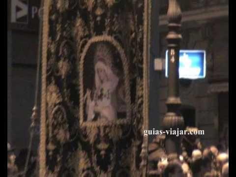 Procesión Jesús Medinaceli Semana Santa 2010 en Madrid. Mi Cristo preferido, rindo homenaje desde aqui a mi devoción y a sus regalos hacia mi...Gracias!