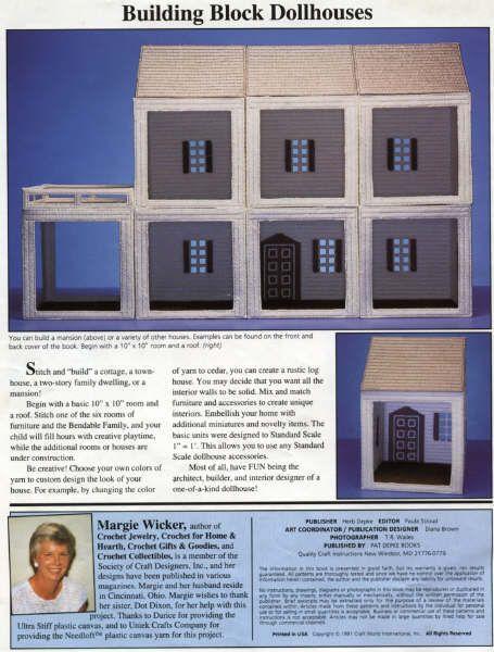 Barbie building blocks and doll houses on pinterest - Labores de casa ...