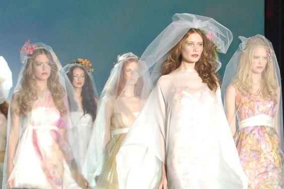 Barcelona Bridal Week 2012: ¡El desfile de Raimon Bundó!
