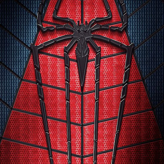 First spiderman logo