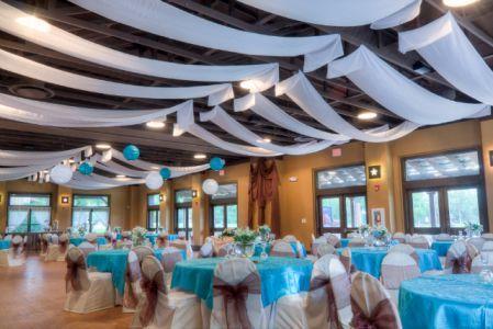 Republic Golf Course Banquet  Hall