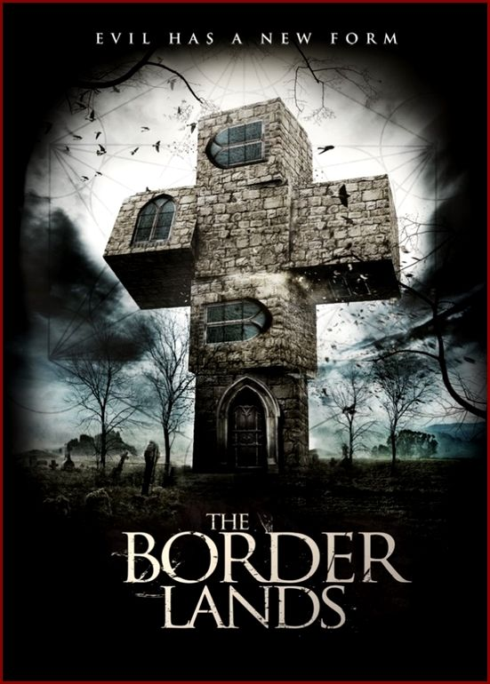The Borderlands 2013 Horror Movies On Netflix Horror Movies Horror Posters
