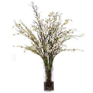 faux cherry blossom arrangement - Google Search