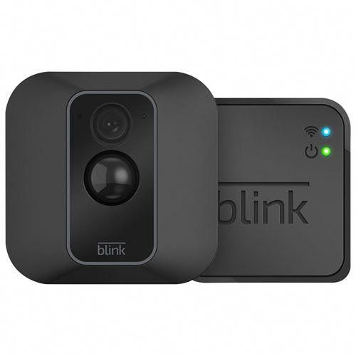 Blink Xt2 Wire Free Home Security System With 1 1080p Hd Camera Black Best Buy Canada Securi Home Security Systems Home Security Wireless Security Cameras