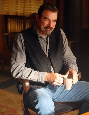 Aging gracefully and still my #1 pick! Tom Selleck as Jesse Stone