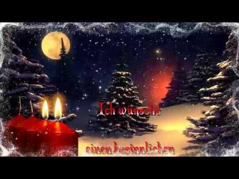 Einen Schonen 2 Advent Wunsche Ich Weihnachten Weihnachtszeit Talking Facerig Deutsch German Youtube Spruche Weihnachten Advent Advents Grusse Adventsgrusse