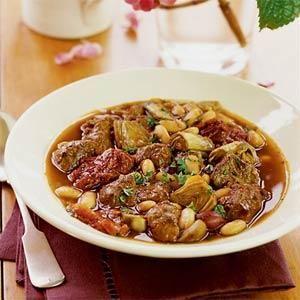 ... lamb stew white beans stew artichokes lamb beans artichoke recipes
