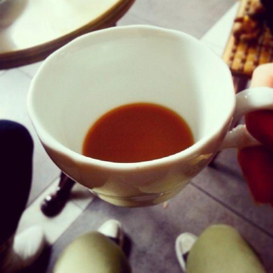cup of good coffee with good company @Maija Nurminen's Instagram photos