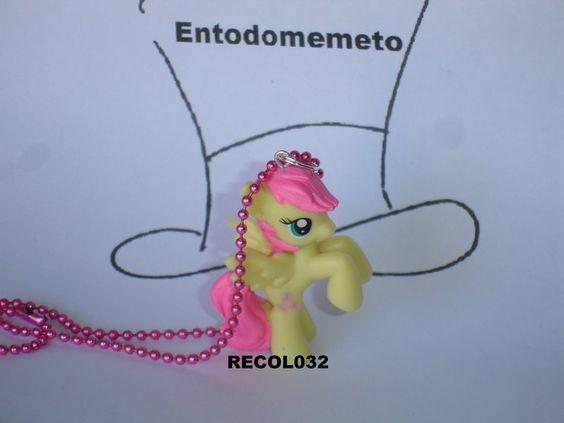 Colgante Mini Figura Pony de Entodomemeto por DaWanda.com