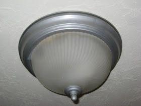 Thrifty 101: Thrifty update on lightfixtures
