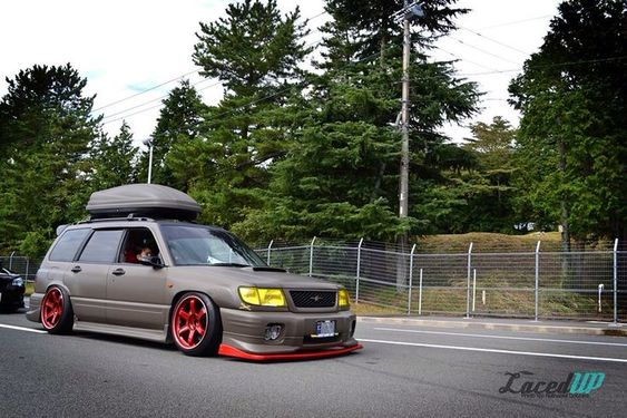 Subaru auto - good photo