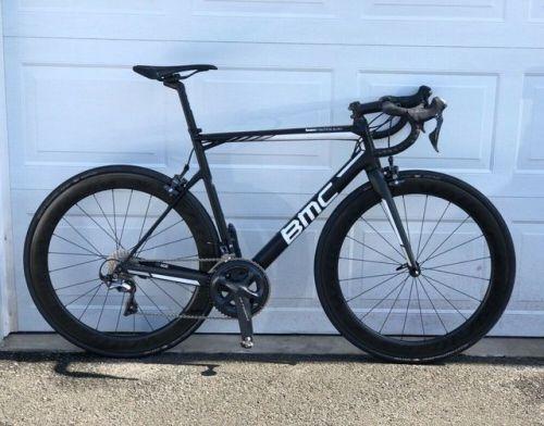 Buy 2016 Bmc Slr01 Teammachine 56cm Road Bike With Ultegra