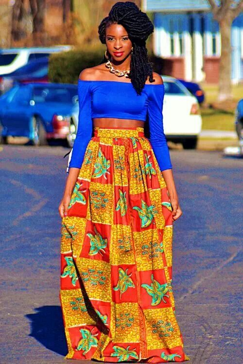 Nigerian Attire African Dresses African Clothing Special Occasion Formal Wear Ladies