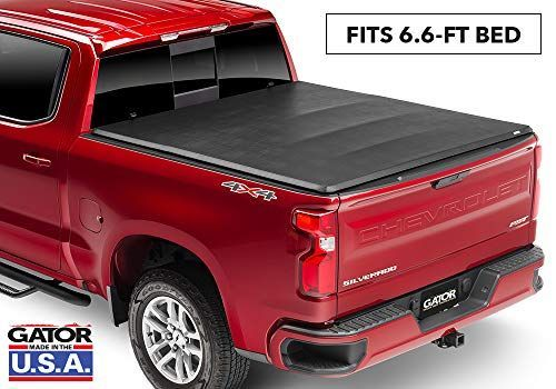 Gator Etx Soft Tri Fold Truck Bed Tonneau Cover 59105 Silverado Sierra 1999 06 07 Classic 6 6 Bed Made In The Usa For Price And