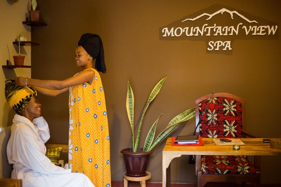Mountain View Spa