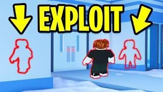 Jailbreak Settings Hack Exploit See Through Walls Roblox