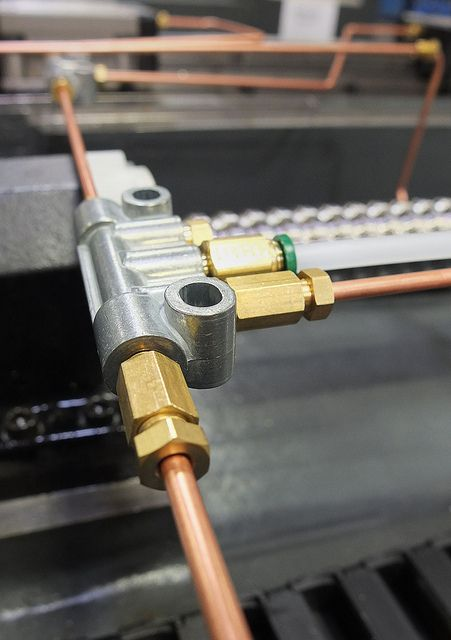 Minimal Lubrication System by Haas Automation, Inc., via Flickr