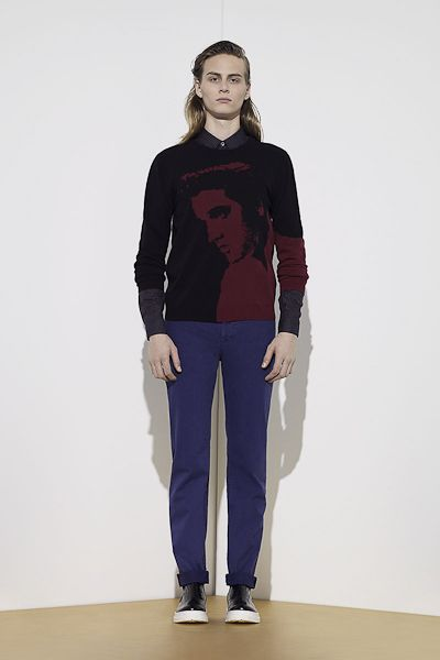 LOOKBOOK: OPENING CEREMONY MEN'S FW13 - OPENING CEREMONY