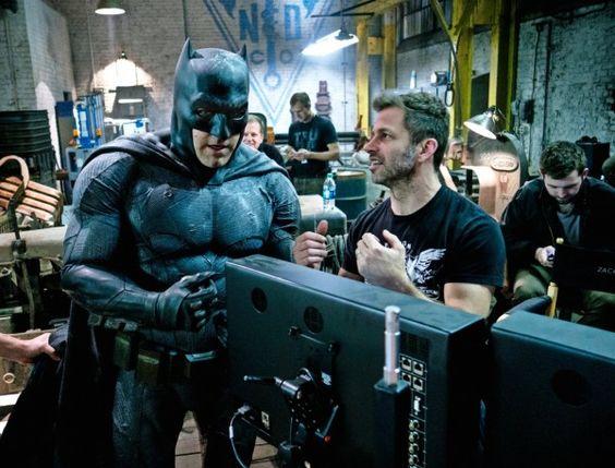 Le plein de nouvelles images pour Batman V Superman : Dawn Of Justice | COMICSBLOG.fr