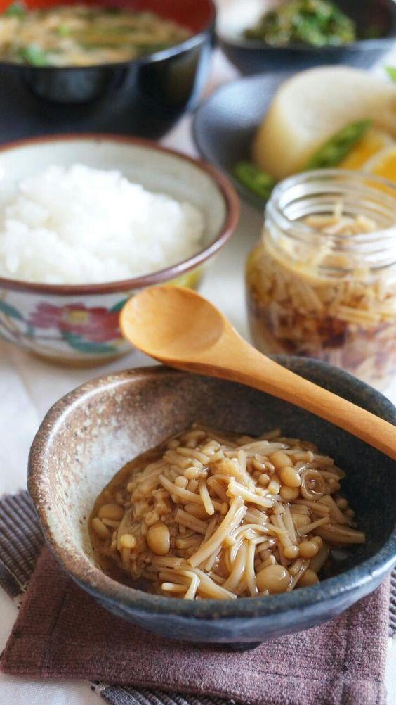 なるほど・簡単!なめたけ炊き込みご飯のレシピ9選が驚きのウマさ♡