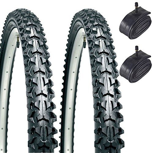 Bike Hybrid Tyres also tubes available Coyote 700 x 38 City Folding Cycle