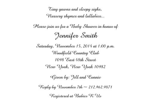 Black and White Toes Baby Shower Invitations - Storkie