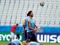 "Brasil 2014: Uruguay tendrá al ""Pistolero"" Luis Suárez para acribillar a Inglaterra"