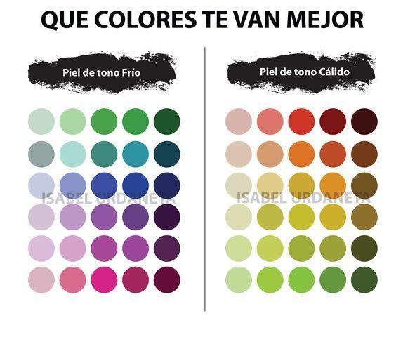 La Colorimetria En El Maquillaje Es Necesaria Colorimetria Maquillaje Tonos De Piel Trucos Y Consejos De Maquillaje