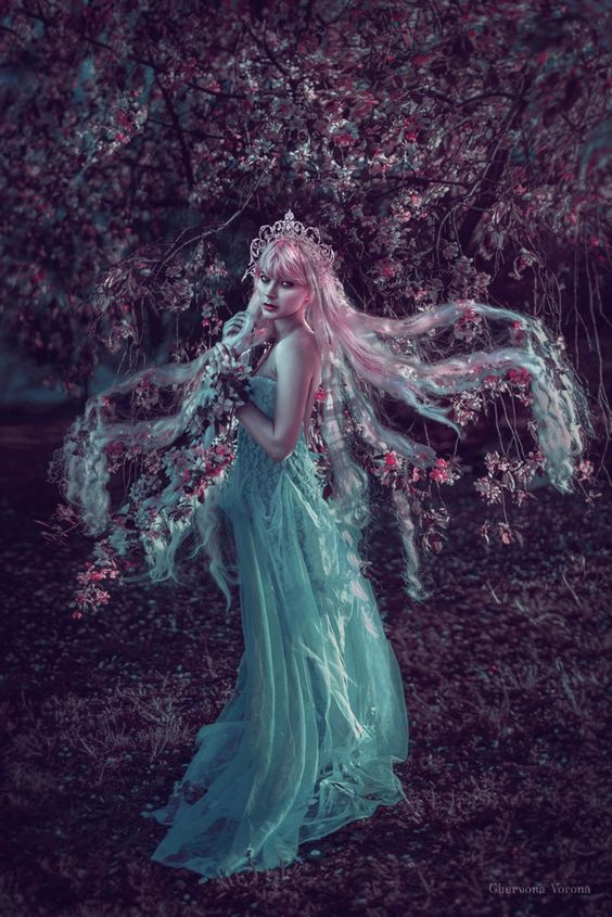 Fairy Queen - photo|style|design Chervona Vorona model Diana Dobrovolskaya