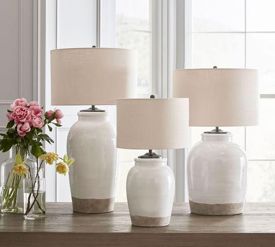 Marston Crystal Lamp Base Crystal Table Lamps Table Lamp